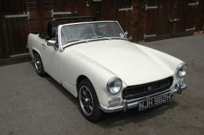 1969 MG Midget by Frontline
