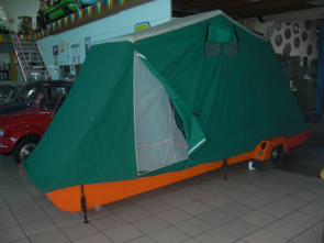 1963 Bond Bug Trailer Tent