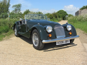 1999 Morgan 4/4 Just 2 owners and 15000 miles from new