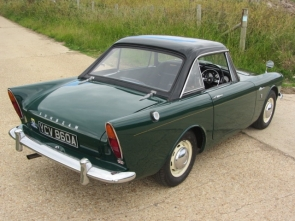 1963 Sunbeam Alpine Series 3 Automatic