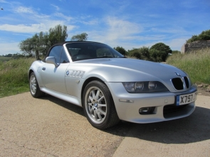 2000 BMW Z3 2 Litre Convertible