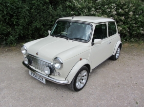 1999 Rover Mini 40 Anniversary Edition