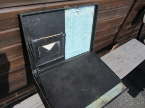 Austin Seven Dealer Remax Service Parts Box