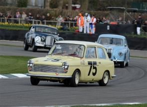 1965 Austin A40 Competition Saloon with Goodwood History