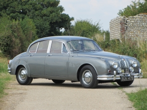 1964 Jaguar Mk2 4 Door Sports Saloon