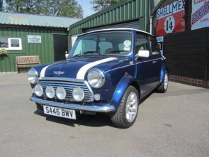 1998 Rover Mini Cooper Si Touring Only 1008 miles from new