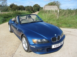 2000 BMW Z3 2.8 Litre Convertible