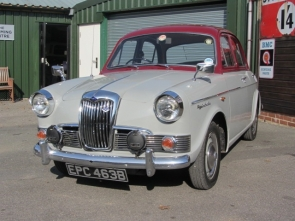 1964 Riley 1.5 Sports Saloon