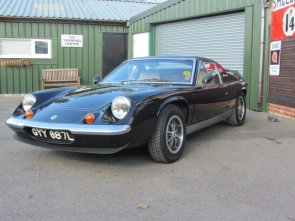 1972 Lotus Europa to JPS Specification