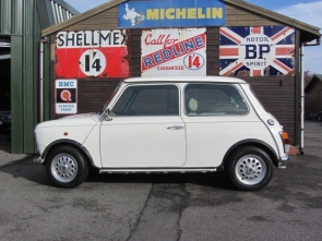 1998 Rover Mini Balmoral Limited Edition