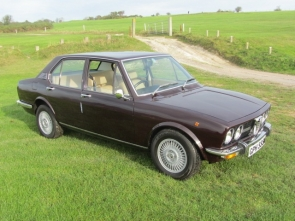 1975 Alfa Romeo Alfetta 4 Door Sports Saloon