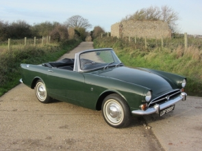 1967 Sunbeam Alpine Series V  23000 miles from new