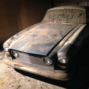1964 Bristol 408 Genuine Barn Find