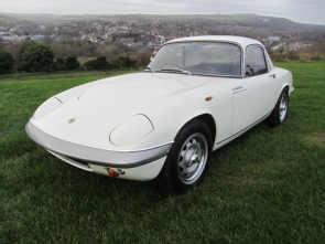 1967 Lotus Elan S3 Coupe Special Equipment