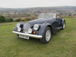 1991 Morgan Plus 8 Alloy Wide Body