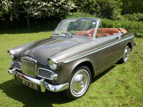 1961 Sunbeam Rapier Series 111A Convertible