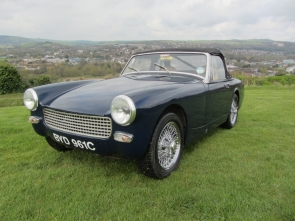 1965 MG Spridget by Frontline