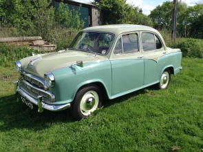 1959 Morris Oxford with 1622 cc Engine