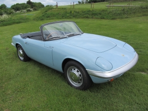 1963 Lotus Elan Series 1