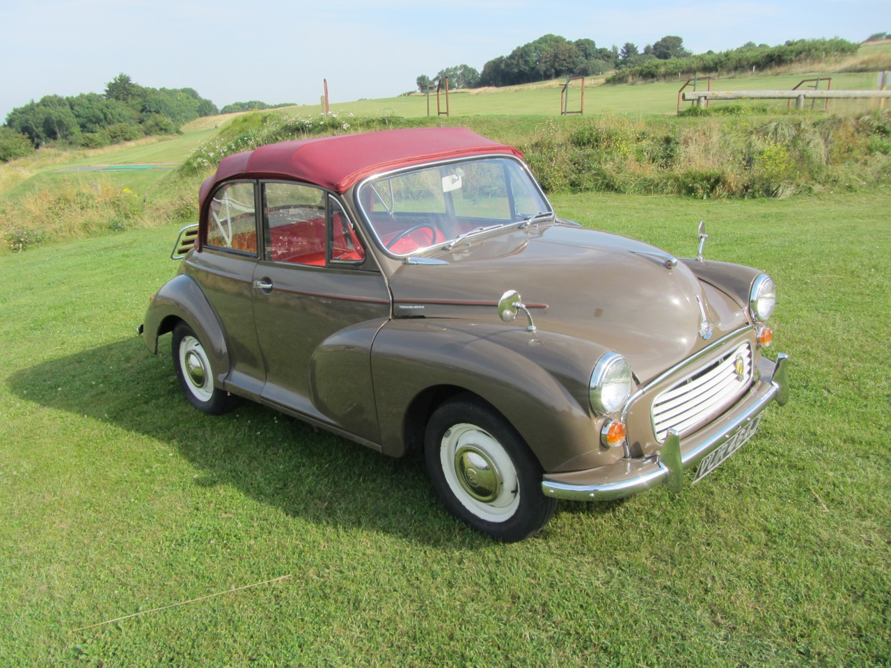 1971 Morris Minor Convertible for sale