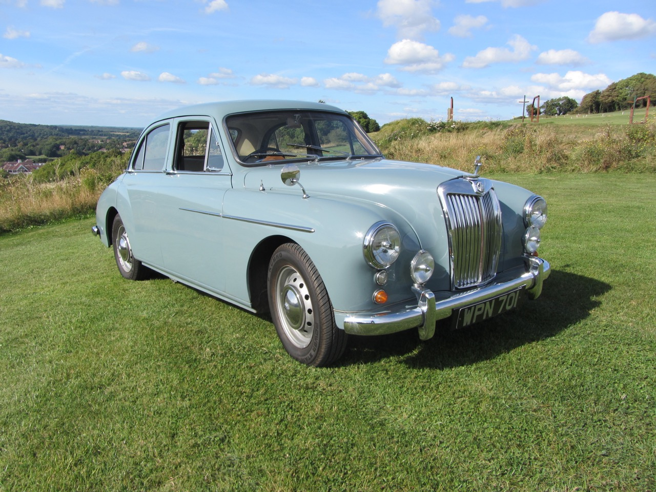 1957 MG ZB Magnette for sale