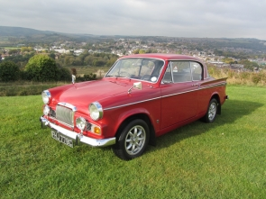 1965 Sunbeam Rapier Series 4