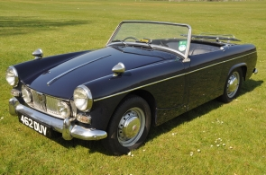1961 MG Midget Mk 1 with 948cc Engine