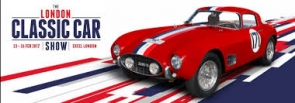 London Classic Car Show February 23-26th 2017