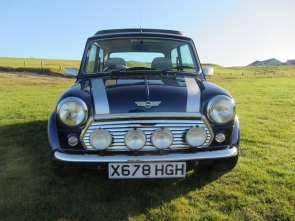 2000 Rover  Mini Cooper Sport 10800 Miles with factory electric sunroof