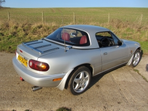 1997 Mazda MX5 Mk 1 Harvard Special Edition