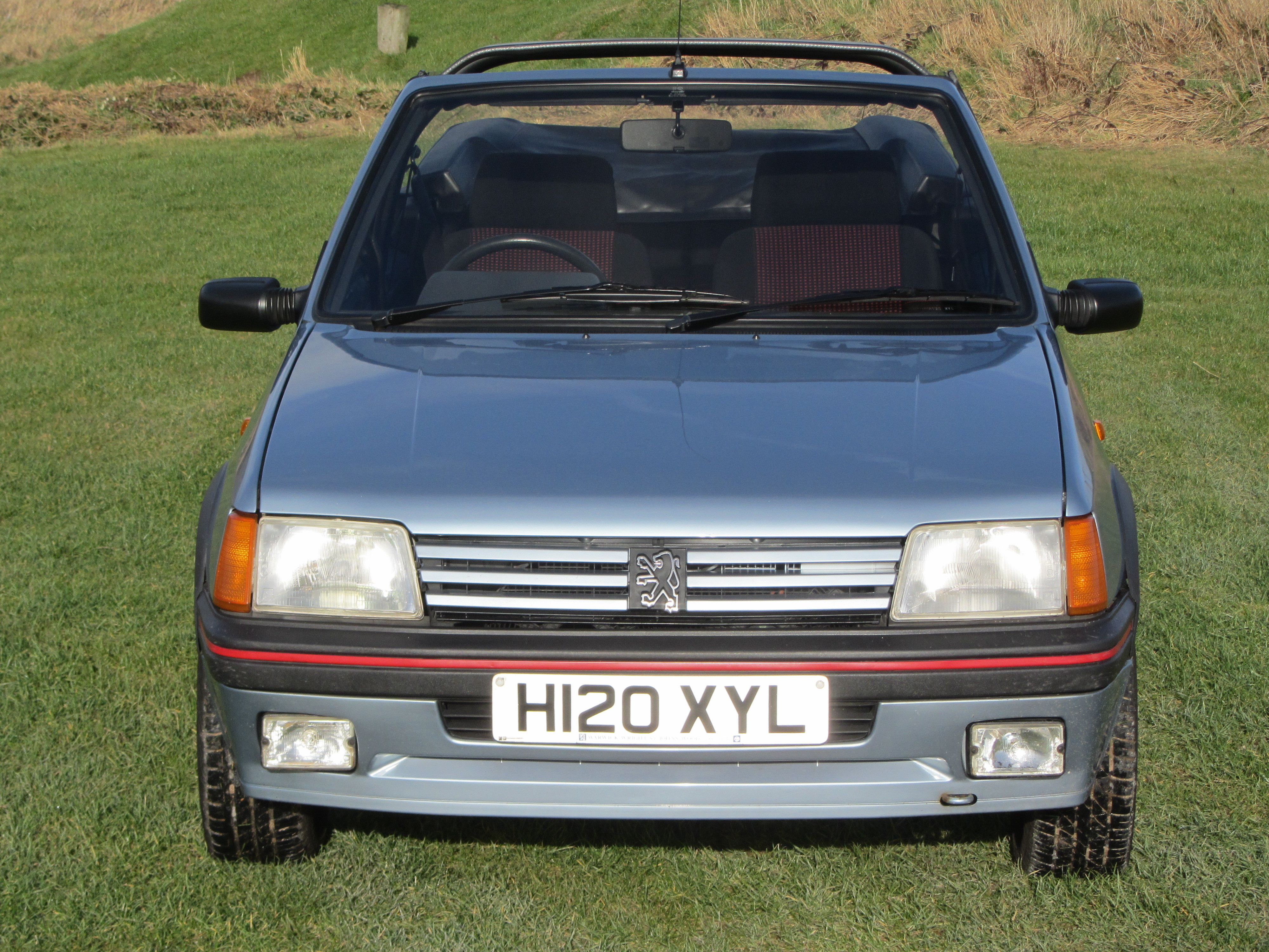 Peugeot 205 CTi 1.6 one owner, very low mileage for sale
