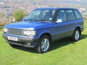 2000 Range Rover Vogue 4.6 V8