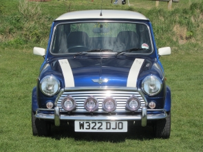 2000 Rover Mini LE Cooper S Works