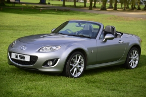 2009 Mazda MX-5 Roadster Coupe Sport Automatic