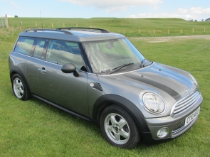 2010 MINI One Clubman Graphite