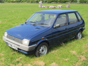 1985 Austin Metro 1.0L 5 Door 46,000 miles from new