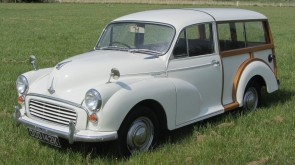 1971 Morris Traveller family owned from new 1098cc