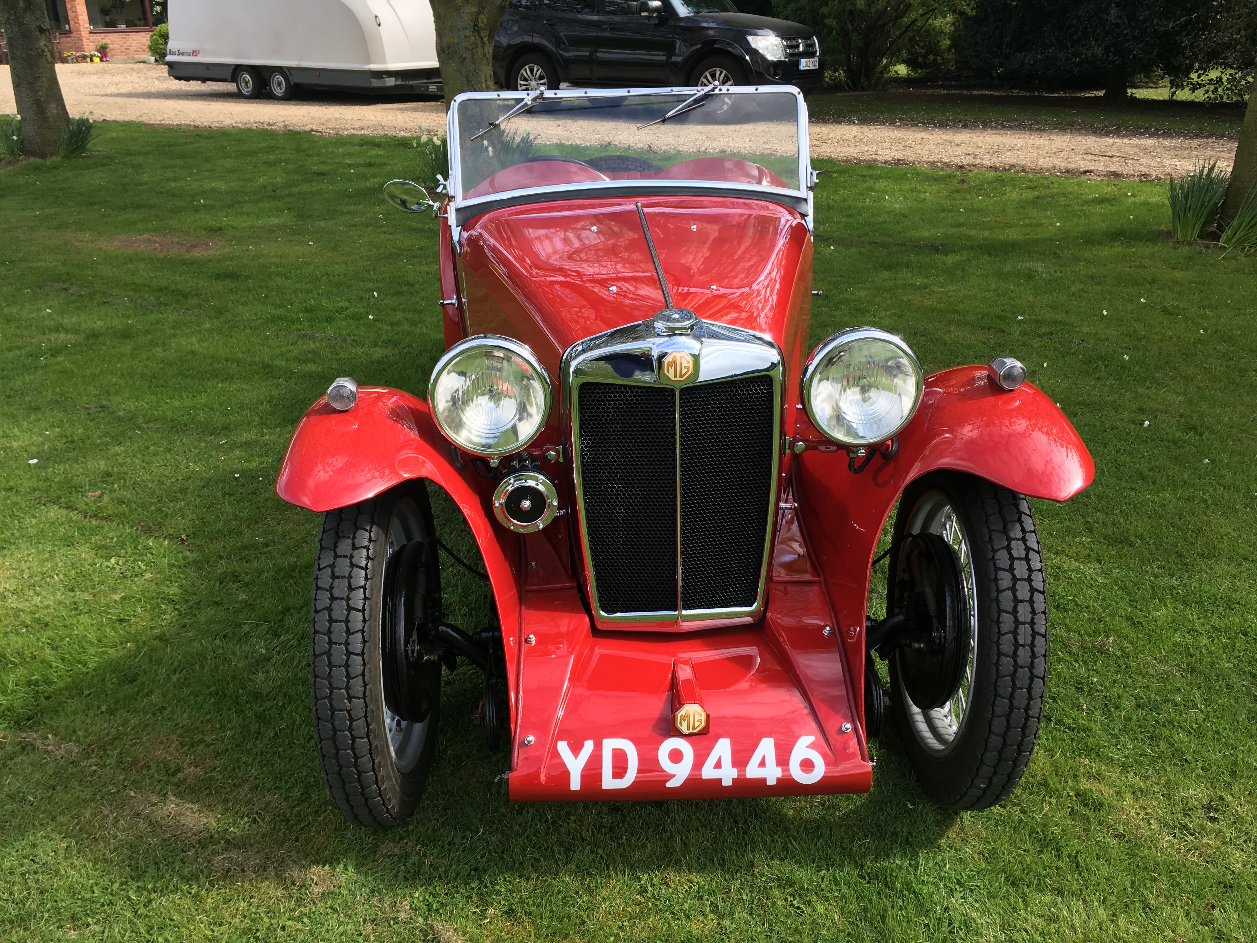 1934 MG PA Fully Restored for sale