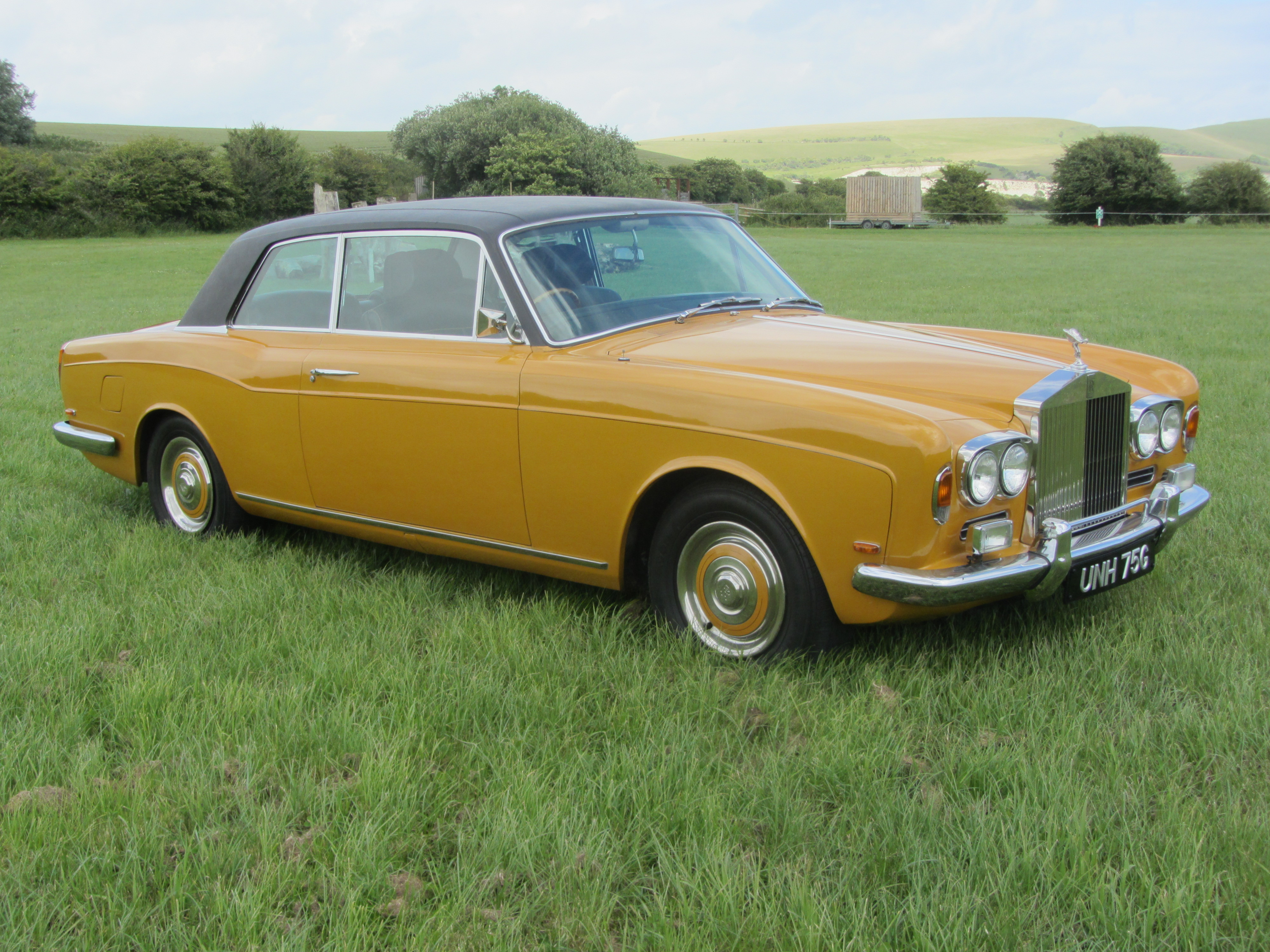 Rolls-Royce Mulliner Park Ward Coupe for sale