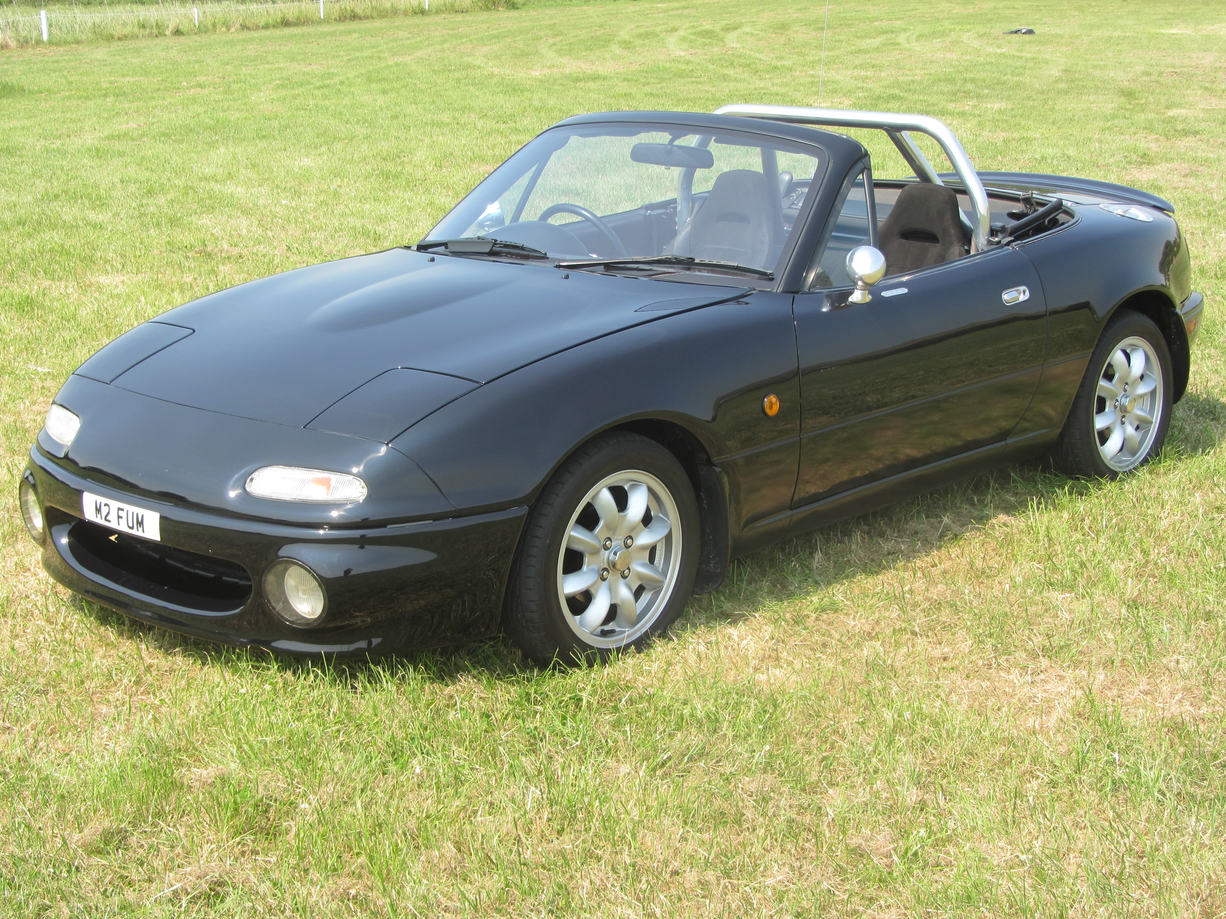Mazda MX-5 Eunos Limited Edition M2 1001 Clubman Racer for sale