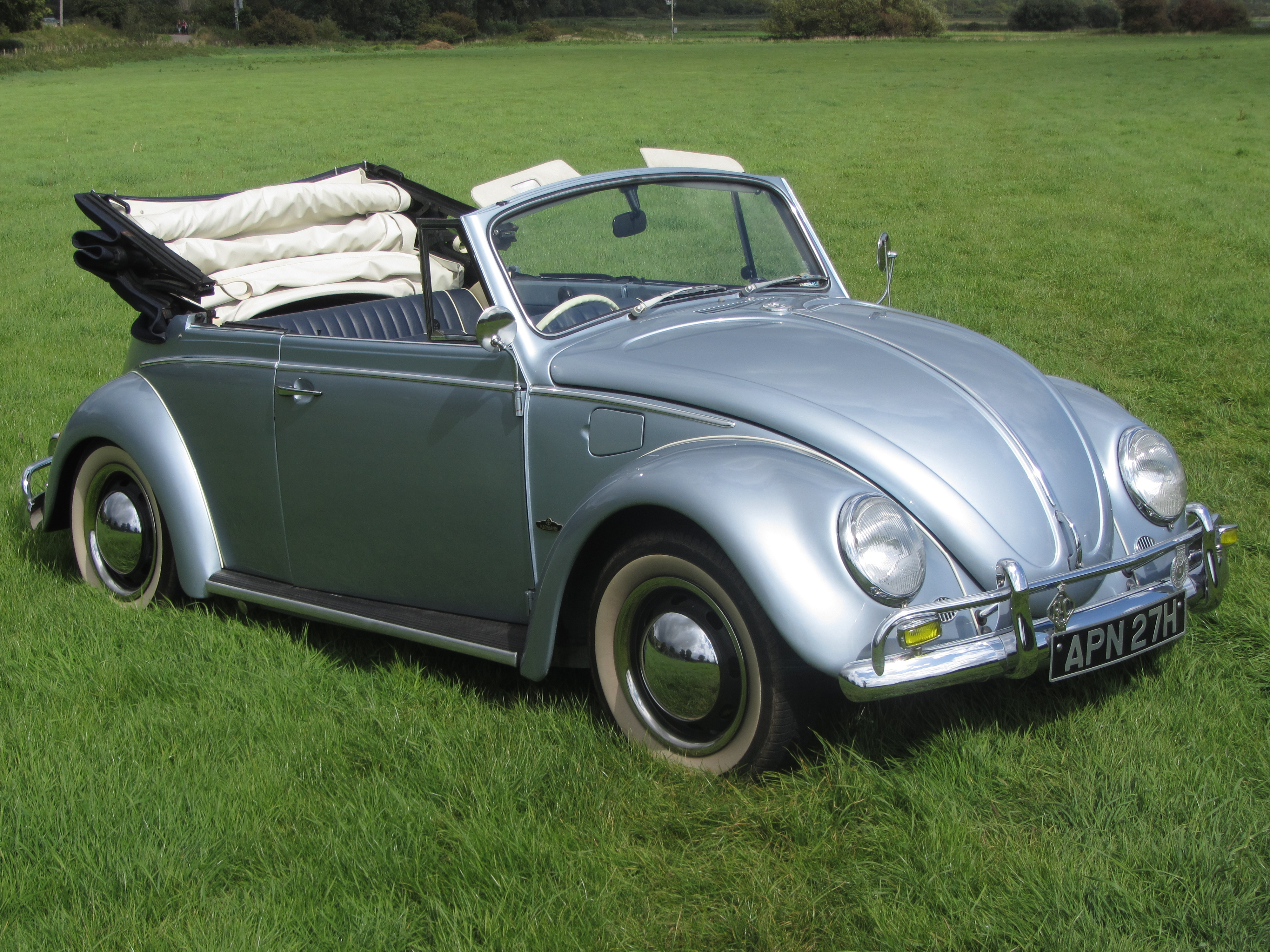 1970 Volkswagen Karmann Convertible for sale