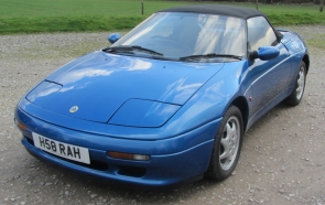 1990 Lotus Elan SE Turbo