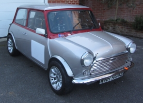 1978 Leyland Mini 1275 Rally Car