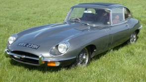 1969 Jaguar E-Type 2+2 Automatic