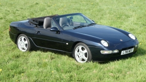 1994 Porsche 968 Cabriolet Tiptronic 42,000 miles from new