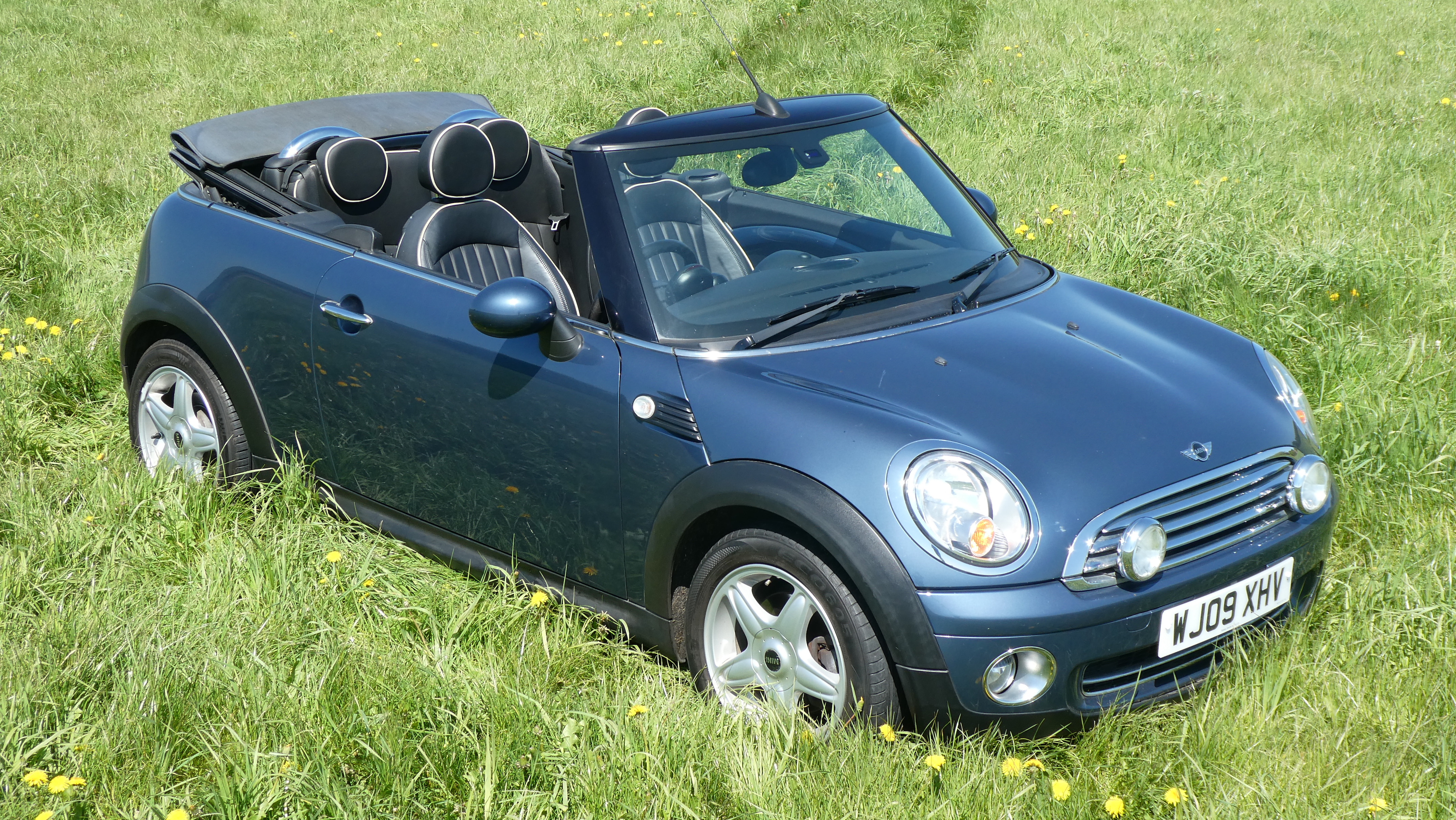 2009 MINI Cooper Convertible for sale