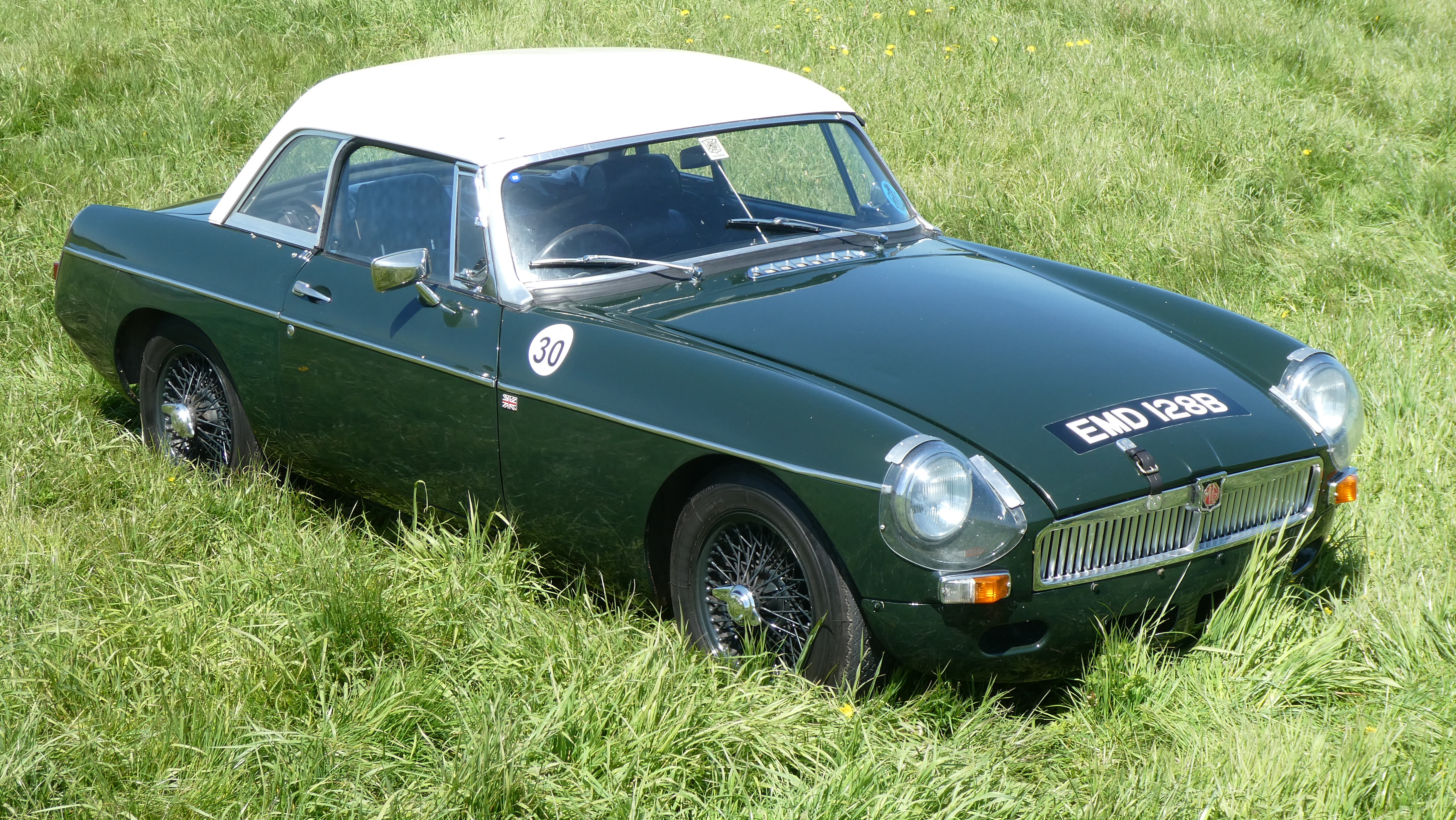 1964 MG B 'Fast Road' Car for sale