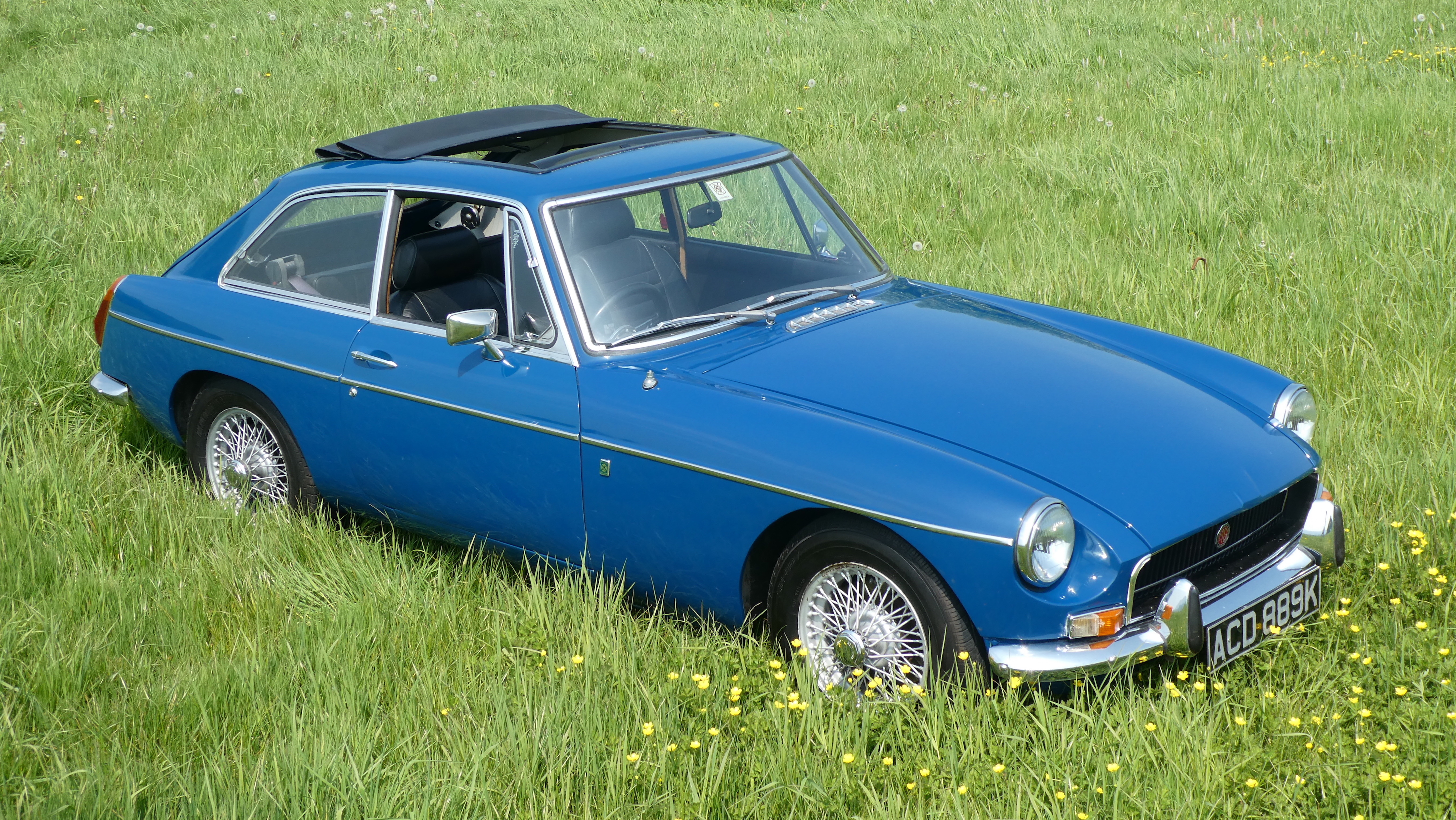 1972 MG B GT Series 2 for sale