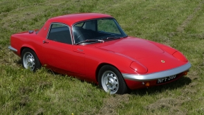 1966 Lotus Elan S3 Coupe Special Equipment-5 speed