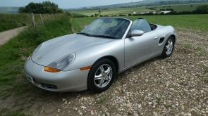 2000 Porsche Boxster Convertible just 38k miles from new